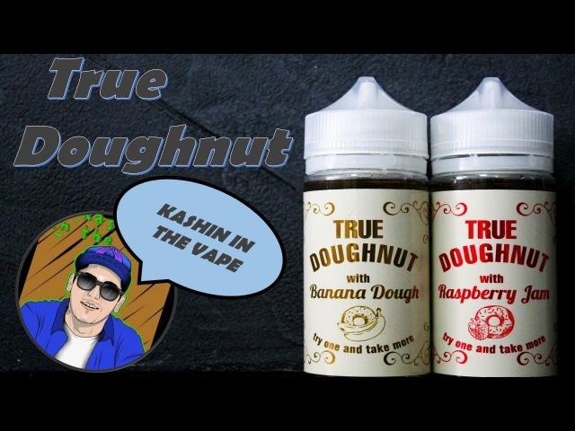 Тест жидкости с Кашином 71 Жидкость TRUE DOUGHNUT