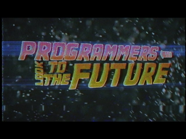 Programmers look to the future