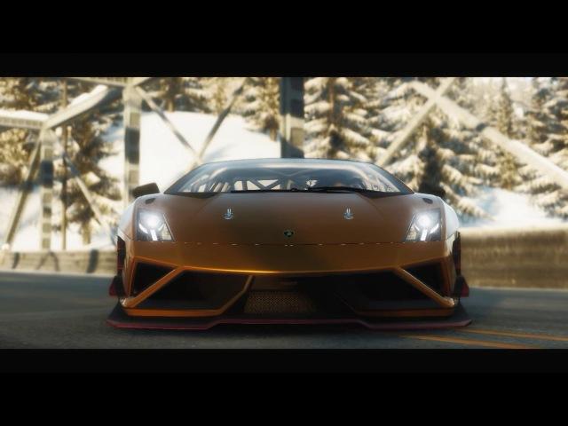 Project 4. Lamborghini Gallardo LP570-4 Superleggera. The crew