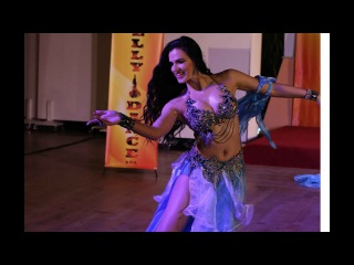 Kateryna Siham mejance. Gala show in Italy | Bellydance | Megance| Mежансе