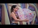 "Bruna blow to pop Challenge vs Q16"" (balloon popping, popping balloon)"