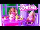 Лучшие видео youtube на сайте main-host Кукла Барби и Маленькая обжора Приключения Барби серия 7 Мультик с куклами на