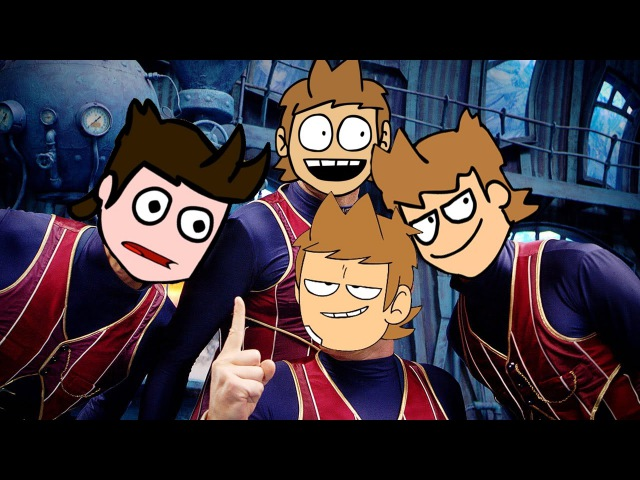 We Are Number One but number one is replaced with Tord saying giant robot