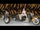 Конверсия мотоцикла Honda Valkyrie 1 18 WELLY