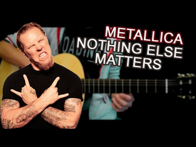 Metallica - Nothing Else Matters (Cover)