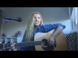 Land Down Under - Men at Work (acoustic cover by Sabrina)