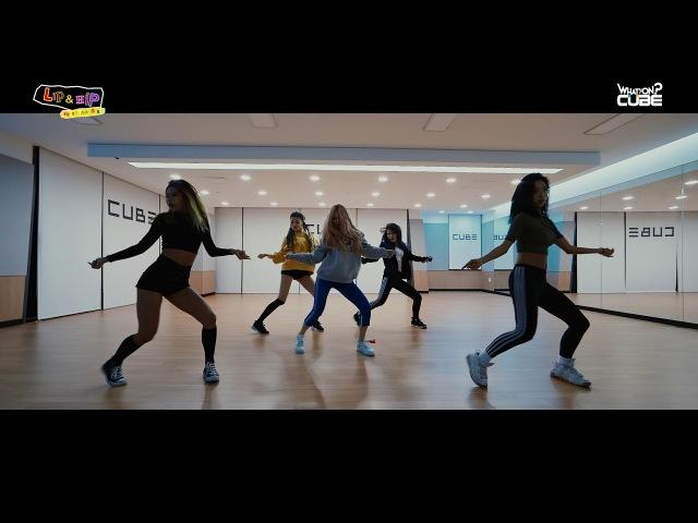 HyunA(현아) - 'Lip Hip' (Choreography Practice Video)