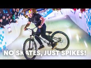 MTB slopestyle served ice cold with Yannick Granieri.
