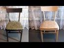 Превращаем старый стул в новый Декор своими руками