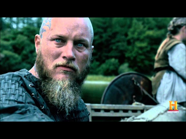 Ragnar's visions of the past - Vikings 4x06