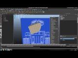 Tutorial Recreating Pixar's Wall-e in High Poly using Maya 2012 Part 2-1