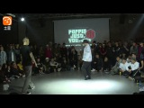 HOAN (win) VS CRAZY DUCK 鸭子 | POPPING FINAL | POPPIN JUST YOU VOL.1