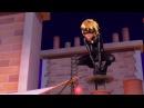 Леди Баг и Супер Кот2 сезон 9 серия момент с МариКотом на балконеРусская озвучк ...