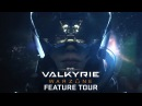 EVE Valkyrie Warzone Feature Tour