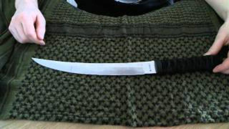Обзор боевого ножа CRKT Hisshou™
