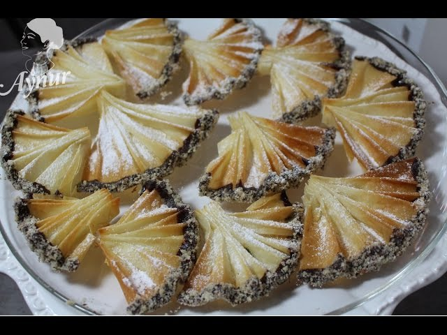 Yelpaze kurabiye Tarifi