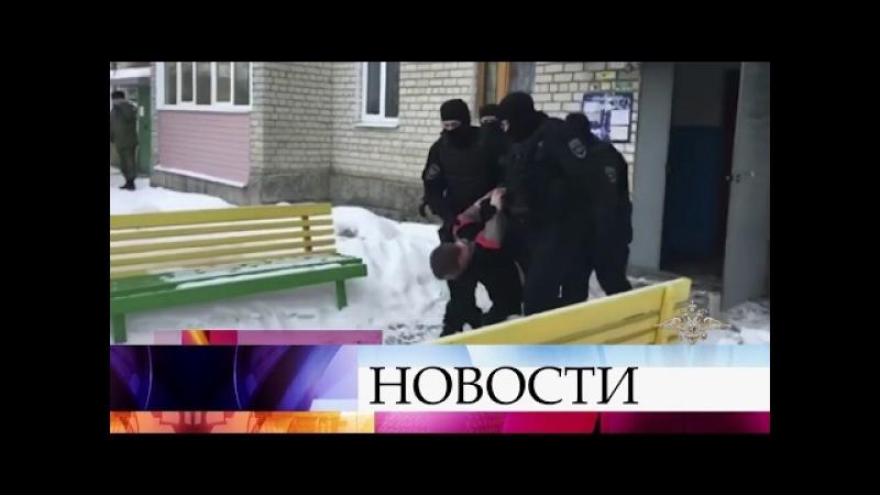 Вгороде Губкине Белгородской области задержан мужчина, который захватил двух женщин взаложники.