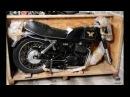 Обнаружились 12 новеньких мотоциклов, сохранились в идеальном состоянии