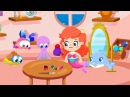 BiBaBu la parola magica Oscar il sottomarino e la piccola sirenetta La collana colorata