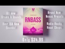 RNBass Producer Bundle Vol 2 Sound Kit FlipTunesMusic™ READ DESCRIPTION