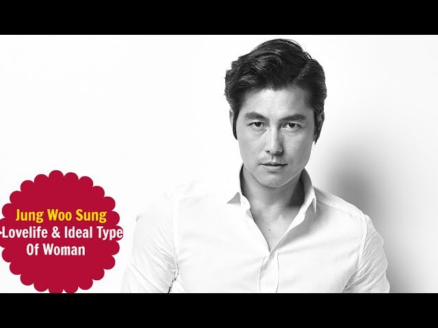 Jung Woo Sung – Ideal Type Of Woman