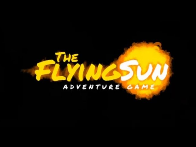 The Flying Sun Adventure Game - YOU WIN!