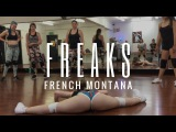 Freaks - French Montana Ft. Nicki Minaj Elle Flower - Aussie Twerk Twerk Dance Freestyle