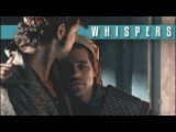 whispers. eliot &amp quentin