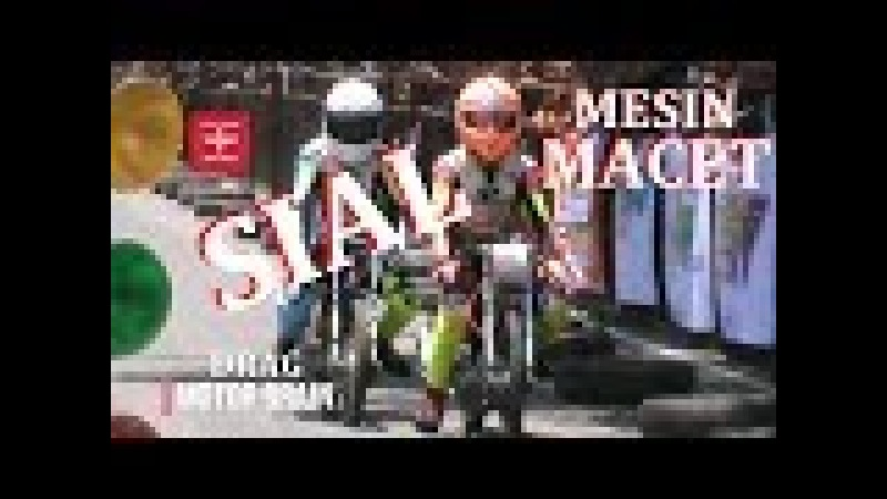 SIAL !! MESIN MACET ARIF TIJIL 81 PUSING | VIDEO DRAG BIKE