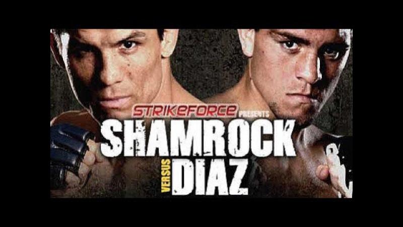 Nick Diaz vs Frank Shamrock Strikeforce FULL FIGHT 720P HD