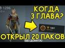 ПОТРАТИЛ 30 000 НА ПАКИ! КОГДА 3 ГЛАВА?! ИНФА РАЗРАБОВ! АПНУЛ 5 ДАН! - Shadow Fight 3 Android / IOS