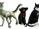 Коты Воители: Бич и Звездоцап,. Закон стаи (Чит.Описание)