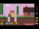Alex Kidd 3 Curse in Miracle World MASTER SYSTEM Gameplay Fase 3