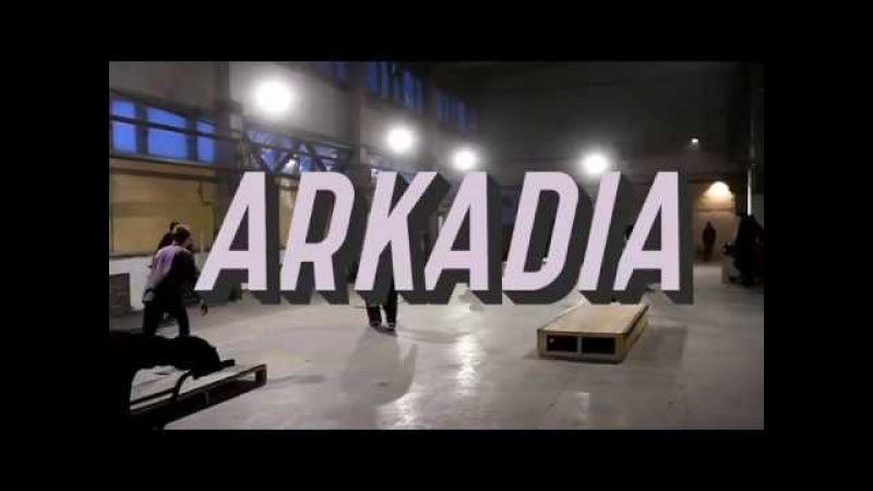 Mini ARKADIA - открытие ЦЕХ'а.