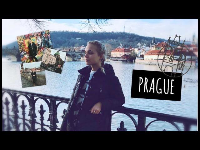 PRAGUE на АЙФОН 7 | Мост, атмосфера, лебеди и прогулки