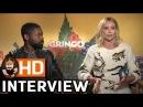 GRINGO (2018) - David Oyelowo And Charlize Theron Interview | The Media Hub this week