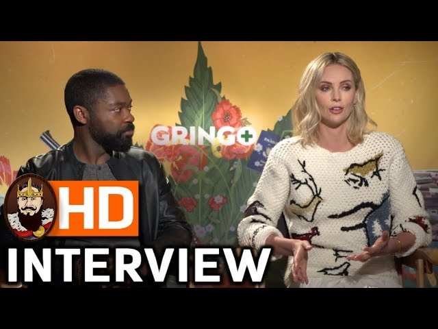 GRINGO (2018) - David Oyelowo And Charlize Theron Interview | The Media Hub this week