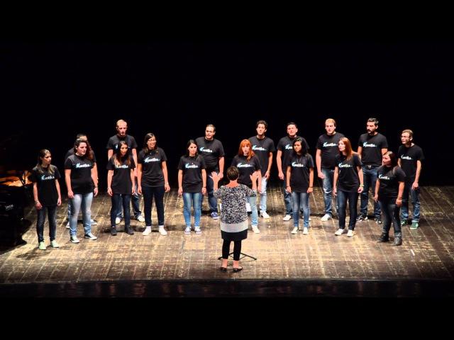 Chi la Gagliarda - Baldassarre Donato - Kantika Vocal Ensemble