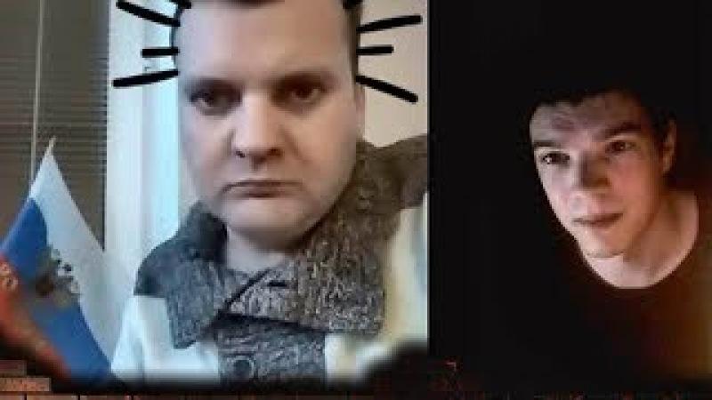 ВАТНИК VS ТУПЕЙШИЙ ХОХОЛ взрыв и слив