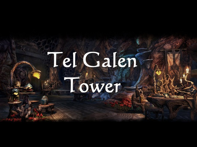 ESO Fashion -Tel Galen Tower