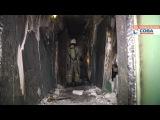 Взрыв газовых баллонов на ул. Пионеров в Екатеринбурге