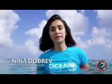 Nina Dobrev's PSA with Oceana for a nationwide ban on the buying and selling of sharks fins in U.S!