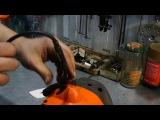 Ремонт триммера (мотокосы). Замена свечи, проверка катушки зажигания.