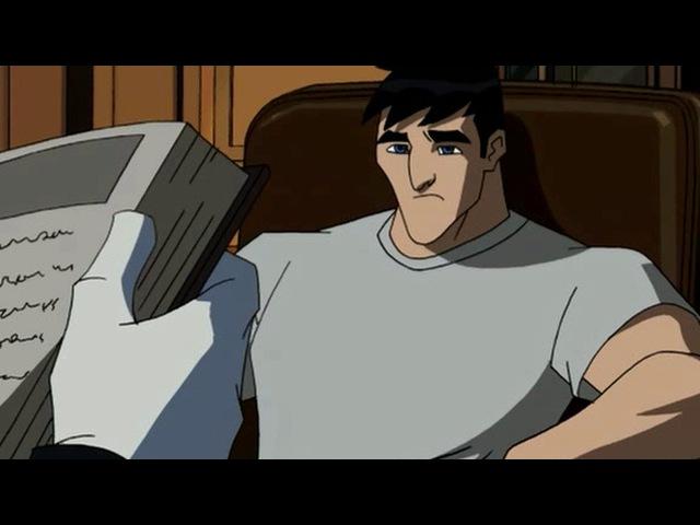 Бэтмен (2004) 24 серия (2 сезон)