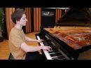 Demons - Imagine Dragons Piano cover by Peter Buka