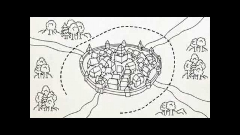 ВЕЖЛИВЫЕ РУCСКИЕ Анимационный ролик к Дню России