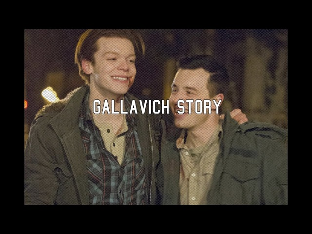 Gallavich story / shameless [1080p]