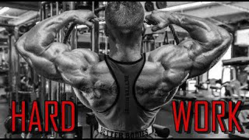 PUT IN THE FU**ING WORK [HD] Bodybuilding Motivation