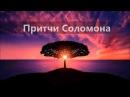 Библия Притчи глава 23 Современный русский перевод