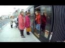 Трамвай 9 Тверская Застава Нововоротниковский переулок